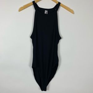 Urban Outfitters Out From Under Black M Bodysuit